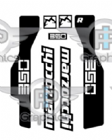 Marzocchi 350 Fork Decals